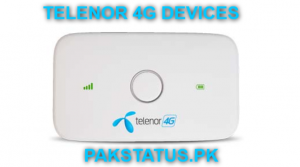 telenor 4g devices packages